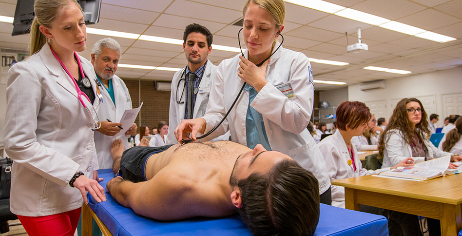 Physician Assistant Studies, M S  | School of Health
