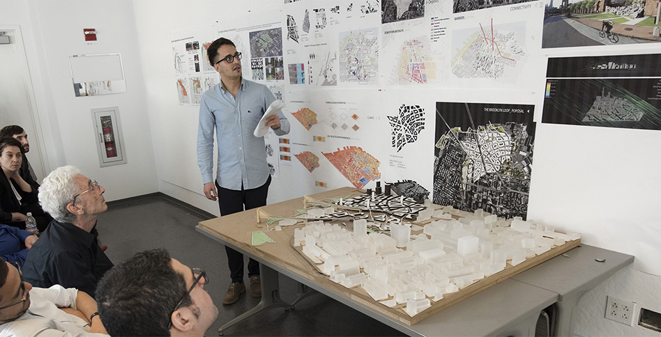 Master Of Science In Architecture Urban And Regional Design